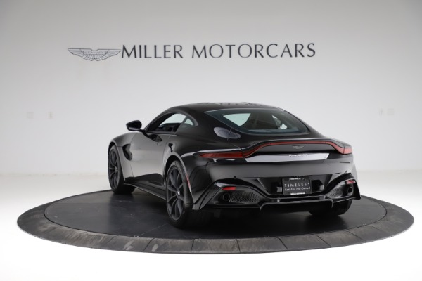 Used 2019 Aston Martin Vantage for sale $129,990 at Pagani of Greenwich in Greenwich CT 06830 4