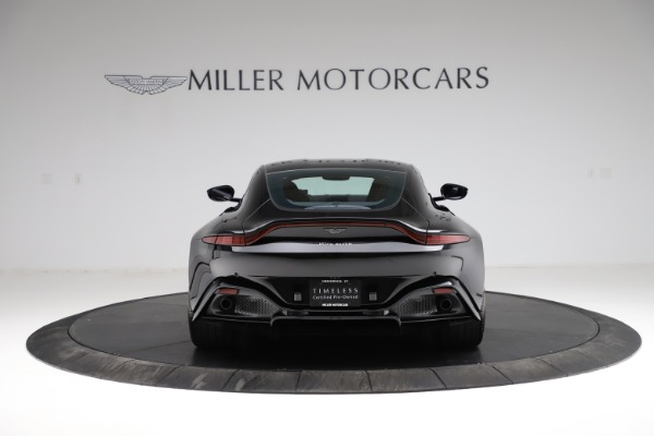 Used 2019 Aston Martin Vantage for sale $129,990 at Pagani of Greenwich in Greenwich CT 06830 5