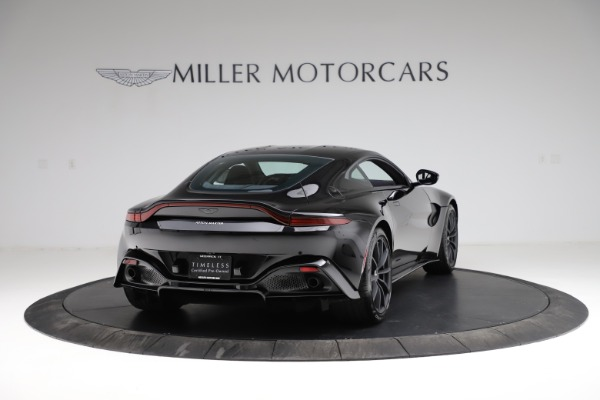Used 2019 Aston Martin Vantage for sale $129,990 at Pagani of Greenwich in Greenwich CT 06830 6