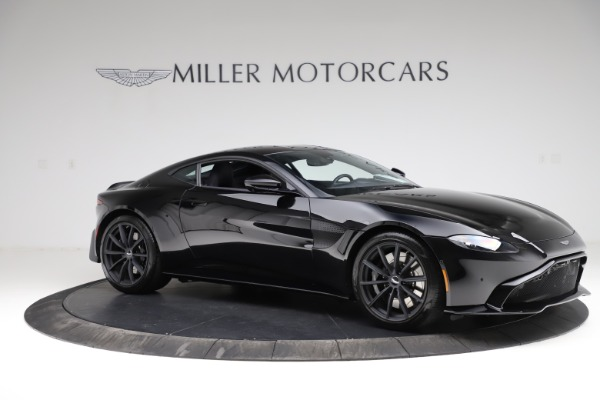 Used 2019 Aston Martin Vantage for sale $129,990 at Pagani of Greenwich in Greenwich CT 06830 9