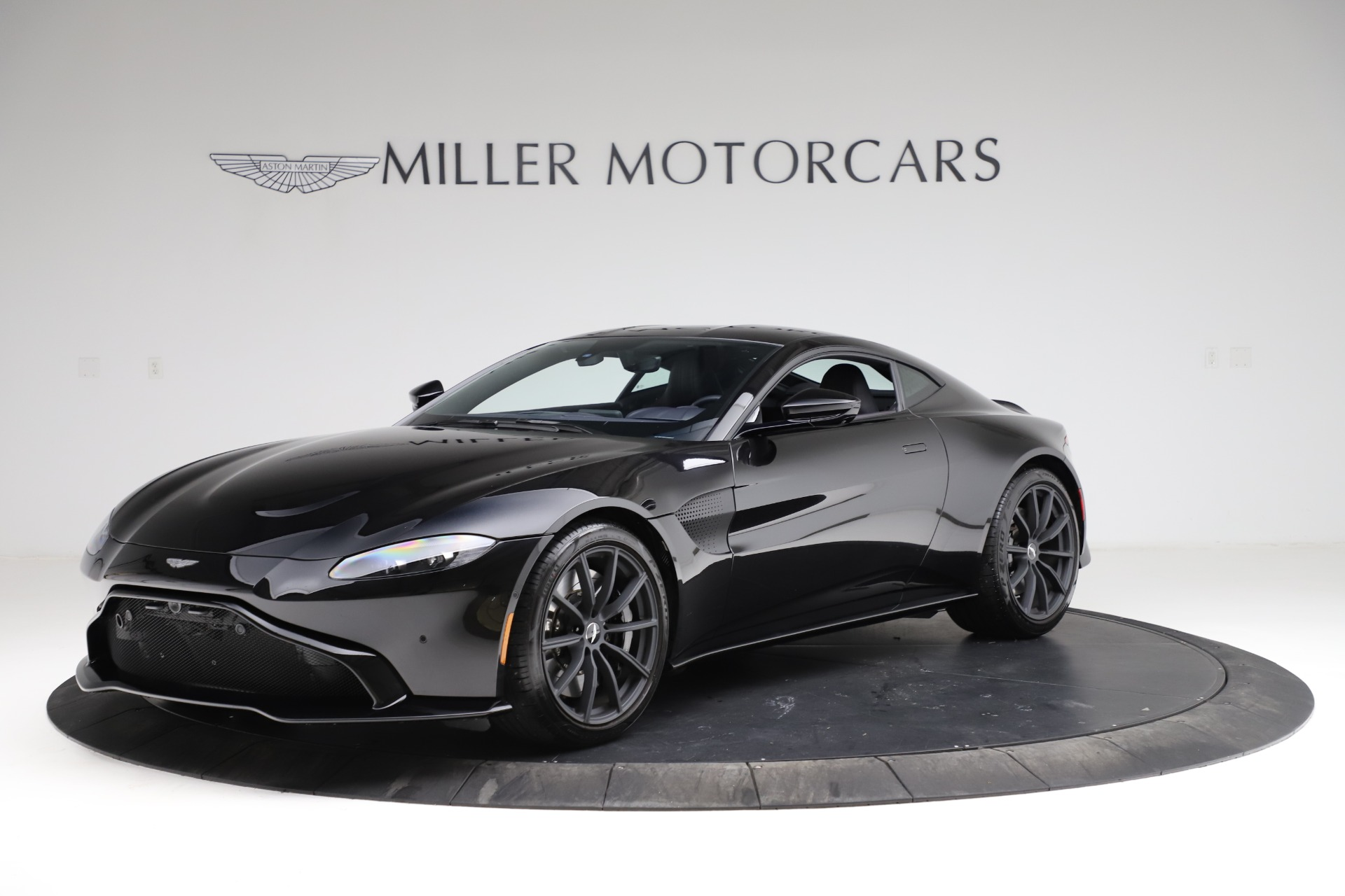 Used 2019 Aston Martin Vantage for sale $129,990 at Pagani of Greenwich in Greenwich CT 06830 1