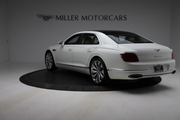 New 2021 Bentley Flying Spur W12 First Edition for sale Call for price at Pagani of Greenwich in Greenwich CT 06830 5