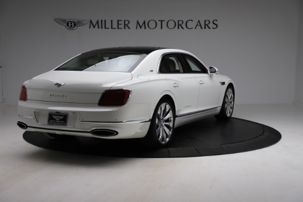 New 2021 Bentley Flying Spur W12 First Edition for sale Call for price at Pagani of Greenwich in Greenwich CT 06830 7