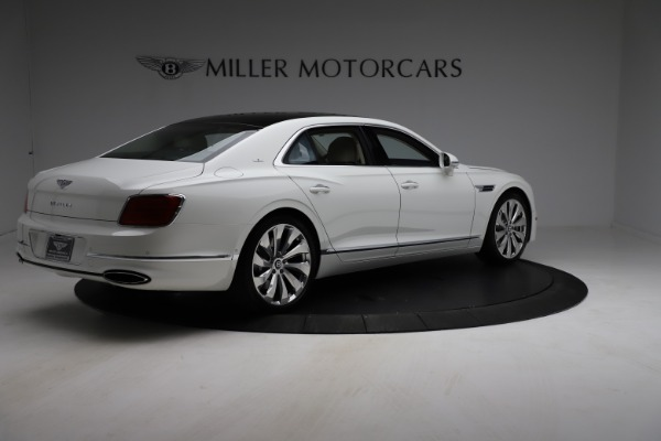 New 2021 Bentley Flying Spur W12 First Edition for sale Call for price at Pagani of Greenwich in Greenwich CT 06830 8