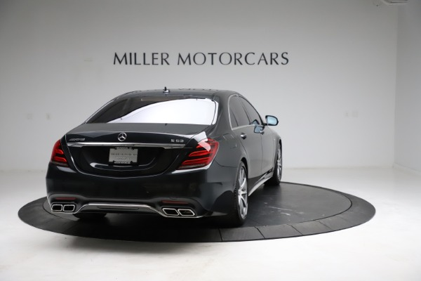 Used 2019 Mercedes-Benz S-Class AMG S 63 for sale $122,900 at Pagani of Greenwich in Greenwich CT 06830 10