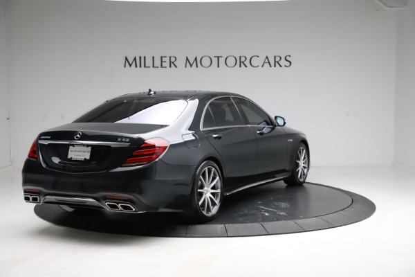 Used 2019 Mercedes-Benz S-Class AMG S 63 for sale $122,900 at Pagani of Greenwich in Greenwich CT 06830 11