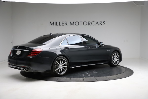Used 2019 Mercedes-Benz S-Class AMG S 63 for sale $122,900 at Pagani of Greenwich in Greenwich CT 06830 12