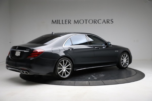 Used 2019 Mercedes-Benz S-Class AMG S 63 for sale $122,900 at Pagani of Greenwich in Greenwich CT 06830 13