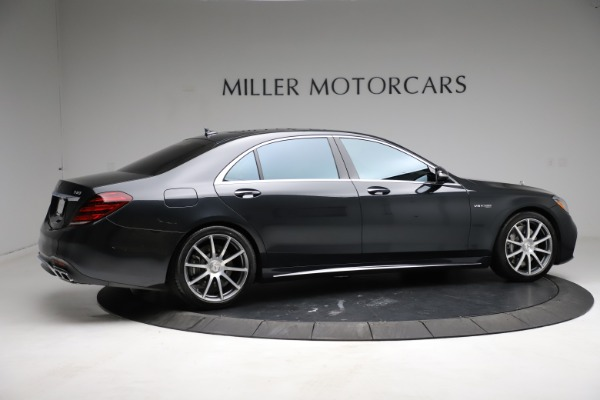 Used 2019 Mercedes-Benz S-Class AMG S 63 for sale $122,900 at Pagani of Greenwich in Greenwich CT 06830 14
