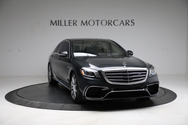 Used 2019 Mercedes-Benz S-Class AMG S 63 for sale $122,900 at Pagani of Greenwich in Greenwich CT 06830 20