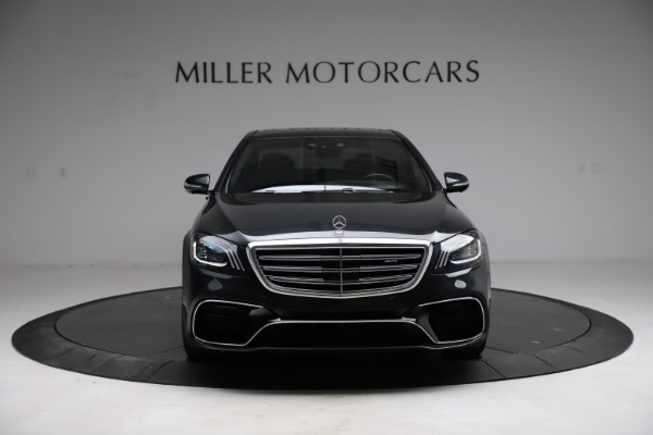 Used 2019 Mercedes-Benz S-Class AMG S 63 for sale $122,900 at Pagani of Greenwich in Greenwich CT 06830 21