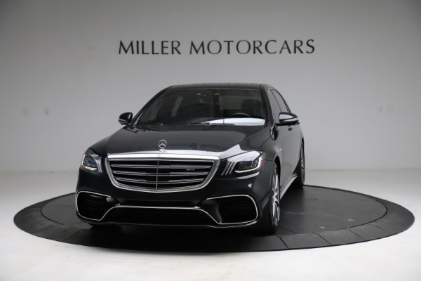 Used 2019 Mercedes-Benz S-Class AMG S 63 for sale $122,900 at Pagani of Greenwich in Greenwich CT 06830 22