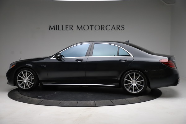 Used 2019 Mercedes-Benz S-Class AMG S 63 for sale $122,900 at Pagani of Greenwich in Greenwich CT 06830 5