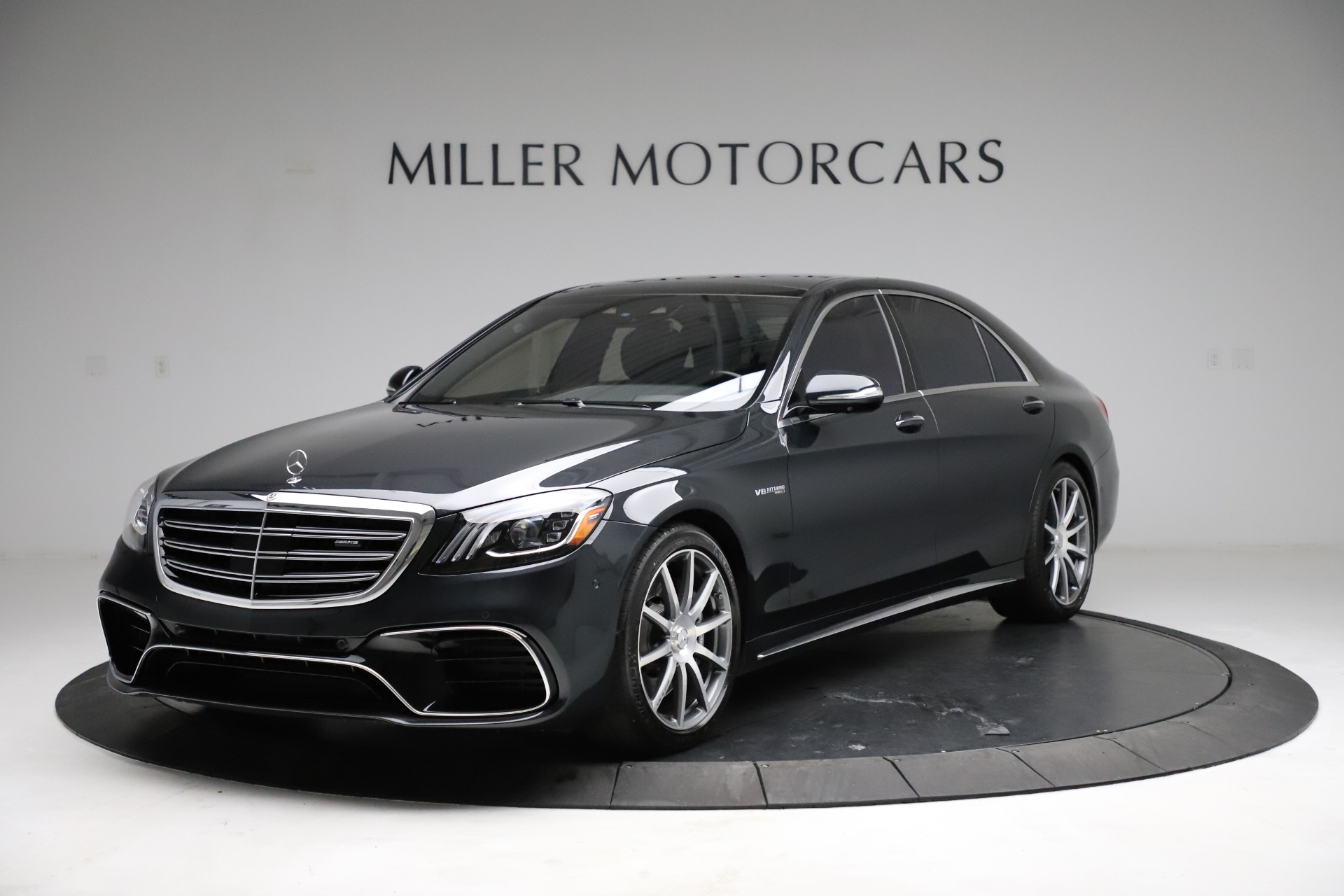 Used 2019 Mercedes-Benz S-Class AMG S 63 for sale $122,900 at Pagani of Greenwich in Greenwich CT 06830 1