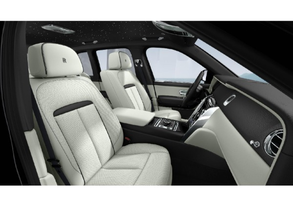 New 2021 Rolls-Royce Cullinan for sale Call for price at Pagani of Greenwich in Greenwich CT 06830 5