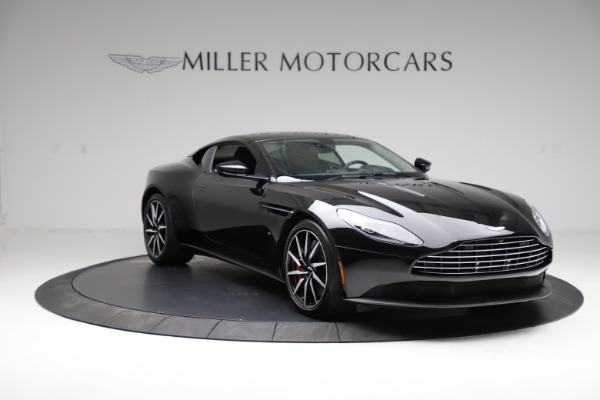 Used 2018 Aston Martin DB11 V12 for sale $159,990 at Pagani of Greenwich in Greenwich CT 06830 10