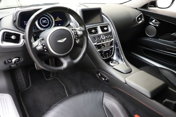 Used 2018 Aston Martin DB11 V12 for sale $159,990 at Pagani of Greenwich in Greenwich CT 06830 13