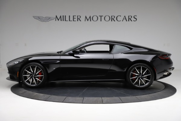 Used 2018 Aston Martin DB11 V12 for sale $159,990 at Pagani of Greenwich in Greenwich CT 06830 2
