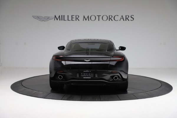 Used 2018 Aston Martin DB11 V12 for sale $159,990 at Pagani of Greenwich in Greenwich CT 06830 5
