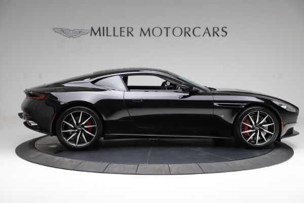 Used 2018 Aston Martin DB11 V12 for sale $159,990 at Pagani of Greenwich in Greenwich CT 06830 8