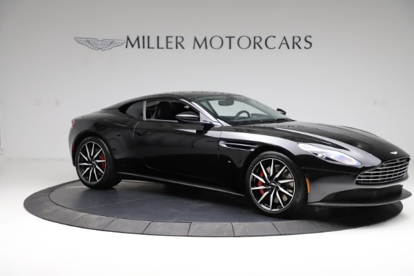 Used 2018 Aston Martin DB11 V12 for sale $159,990 at Pagani of Greenwich in Greenwich CT 06830 9