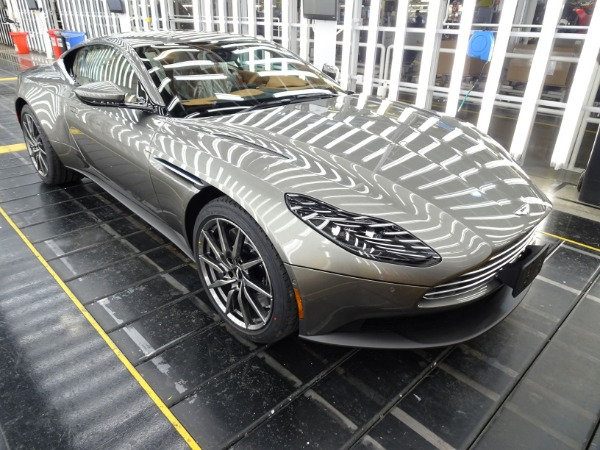 New 2021 Aston Martin DB11 V8 for sale $240,886 at Pagani of Greenwich in Greenwich CT 06830 2