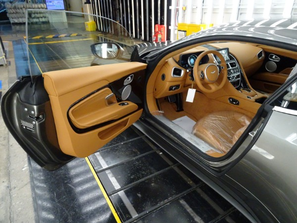 New 2021 Aston Martin DB11 V8 for sale $240,886 at Pagani of Greenwich in Greenwich CT 06830 4