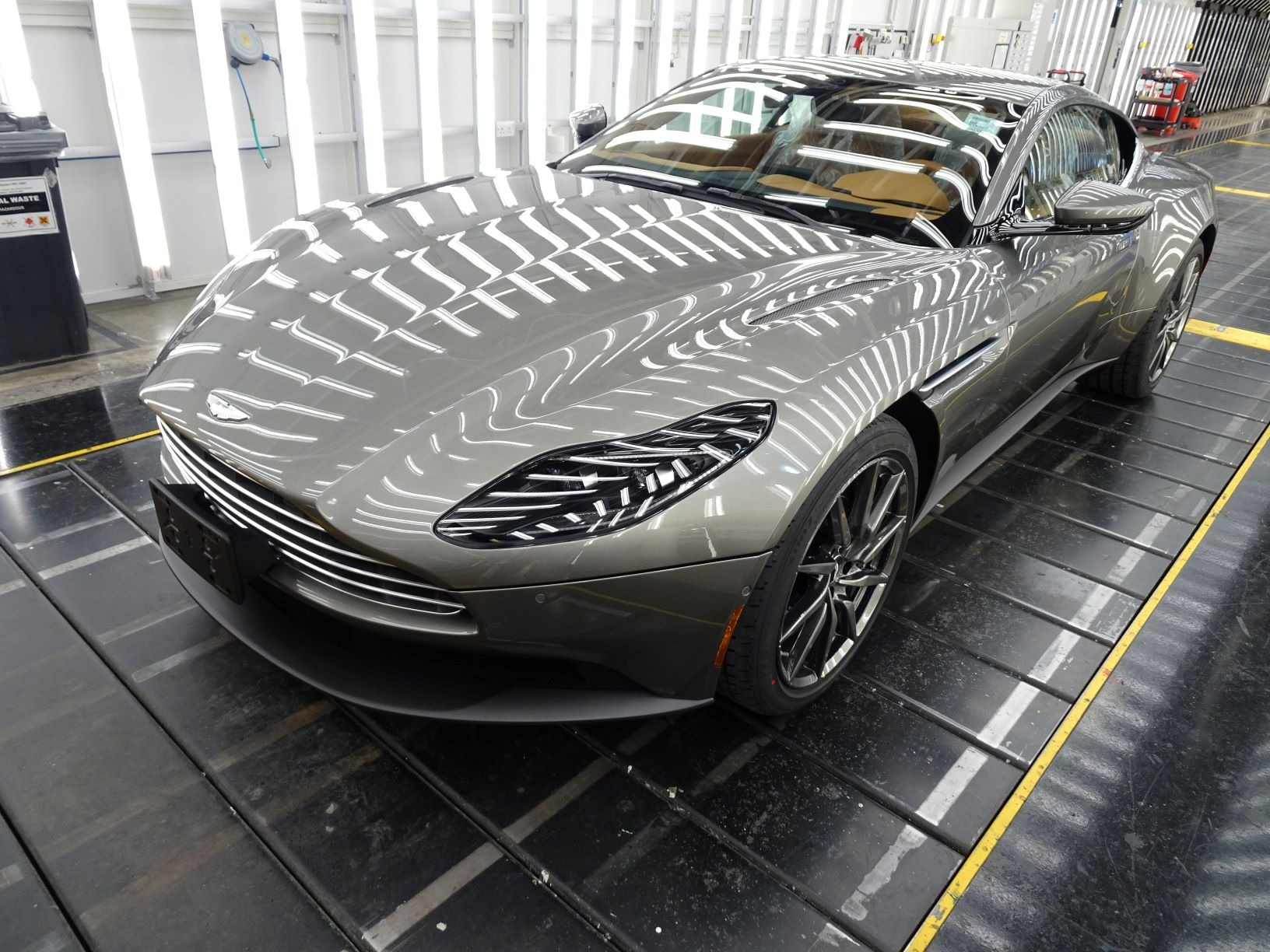 New 2021 Aston Martin DB11 V8 for sale $240,886 at Pagani of Greenwich in Greenwich CT 06830 1