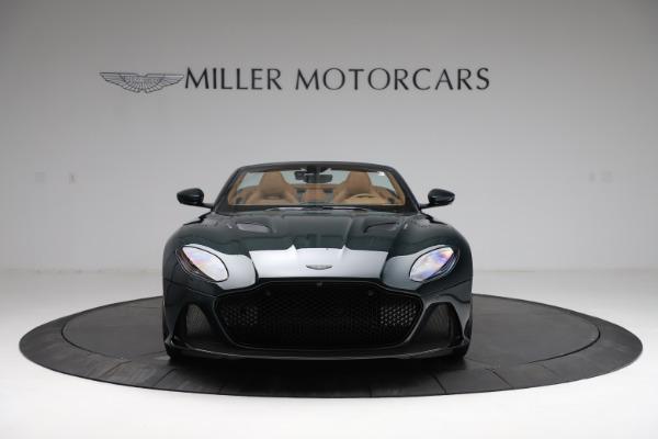 New 2021 Aston Martin DBS Superleggera Volante for sale Sold at Pagani of Greenwich in Greenwich CT 06830 11