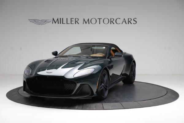 New 2021 Aston Martin DBS Superleggera Volante for sale Sold at Pagani of Greenwich in Greenwich CT 06830 12