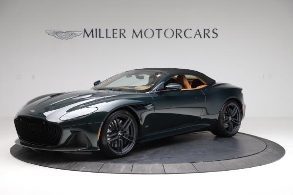New 2021 Aston Martin DBS Superleggera Volante for sale Sold at Pagani of Greenwich in Greenwich CT 06830 13