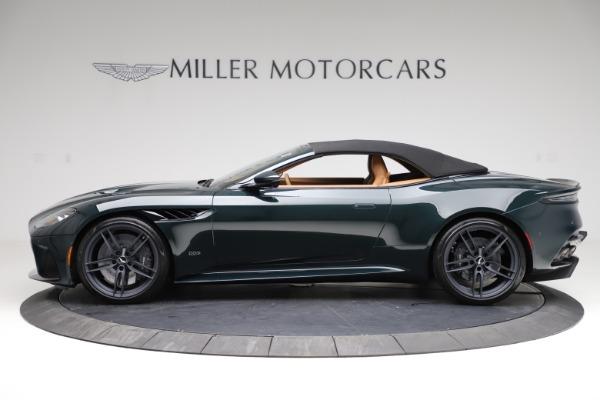 New 2021 Aston Martin DBS Superleggera Volante for sale Sold at Pagani of Greenwich in Greenwich CT 06830 14