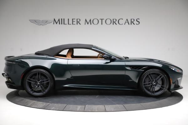New 2021 Aston Martin DBS Superleggera Volante for sale Sold at Pagani of Greenwich in Greenwich CT 06830 15