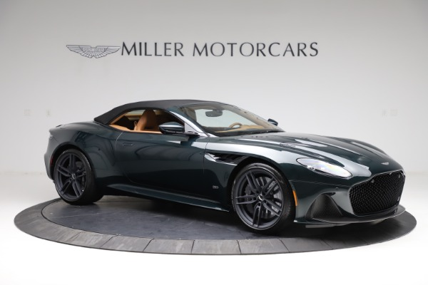 New 2021 Aston Martin DBS Superleggera Volante for sale Sold at Pagani of Greenwich in Greenwich CT 06830 16