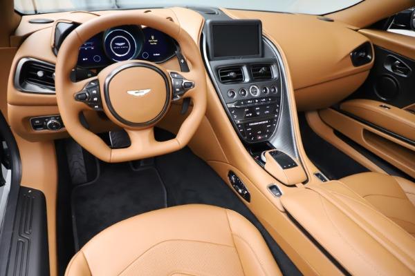 New 2021 Aston Martin DBS Superleggera Volante for sale Sold at Pagani of Greenwich in Greenwich CT 06830 19