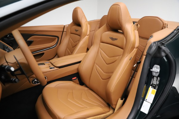 New 2021 Aston Martin DBS Superleggera Volante for sale Sold at Pagani of Greenwich in Greenwich CT 06830 20