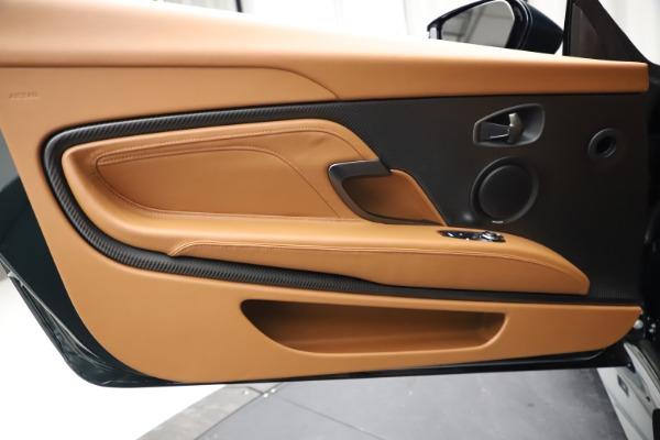 New 2021 Aston Martin DBS Superleggera Volante for sale Sold at Pagani of Greenwich in Greenwich CT 06830 22