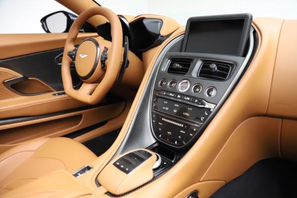 New 2021 Aston Martin DBS Superleggera Volante for sale Sold at Pagani of Greenwich in Greenwich CT 06830 23