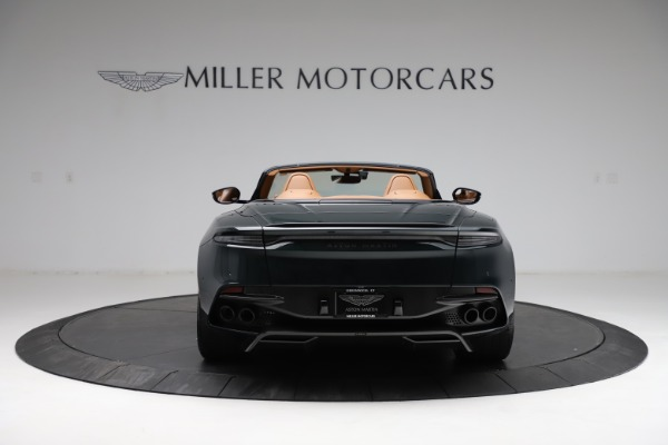 New 2021 Aston Martin DBS Superleggera Volante for sale Sold at Pagani of Greenwich in Greenwich CT 06830 5