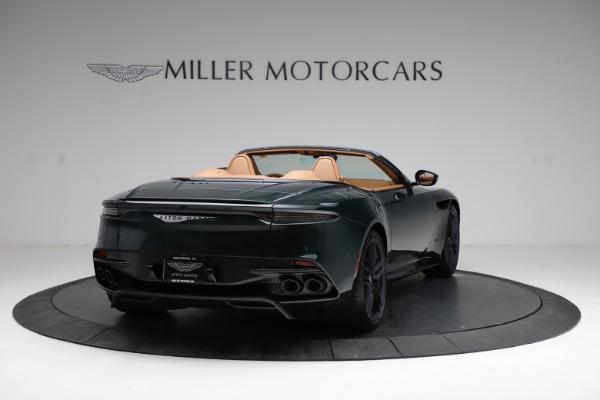 New 2021 Aston Martin DBS Superleggera Volante for sale Sold at Pagani of Greenwich in Greenwich CT 06830 6