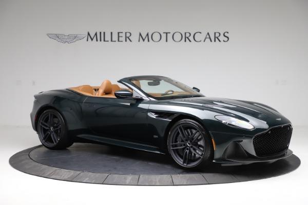 New 2021 Aston Martin DBS Superleggera Volante for sale Sold at Pagani of Greenwich in Greenwich CT 06830 9