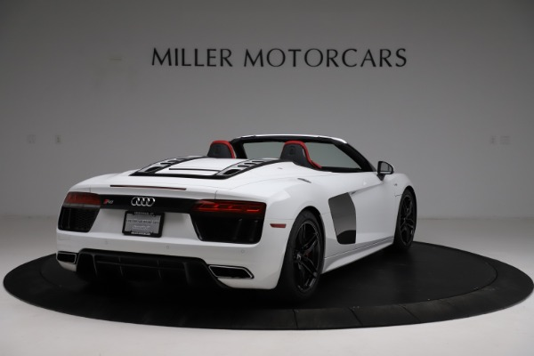 Used 2018 Audi R8 Spyder for sale $154,900 at Pagani of Greenwich in Greenwich CT 06830 7