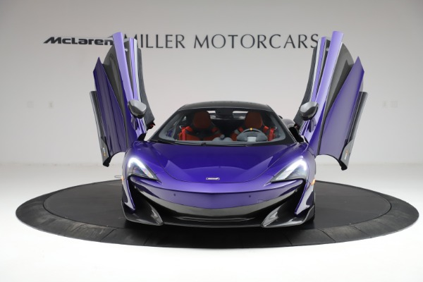 Used 2019 McLaren 600LT for sale $234,900 at Pagani of Greenwich in Greenwich CT 06830 12