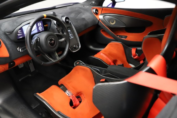 Used 2019 McLaren 600LT for sale $234,900 at Pagani of Greenwich in Greenwich CT 06830 15