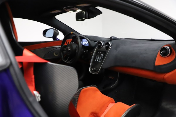 Used 2019 McLaren 600LT for sale $234,900 at Pagani of Greenwich in Greenwich CT 06830 19