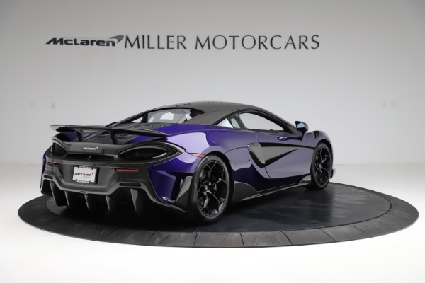 Used 2019 McLaren 600LT for sale $234,900 at Pagani of Greenwich in Greenwich CT 06830 6