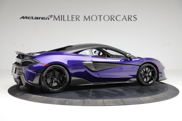 Used 2019 McLaren 600LT for sale $234,900 at Pagani of Greenwich in Greenwich CT 06830 7