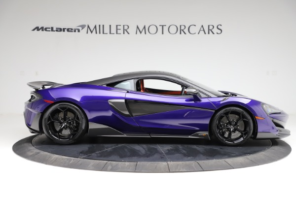 Used 2019 McLaren 600LT for sale $234,900 at Pagani of Greenwich in Greenwich CT 06830 8