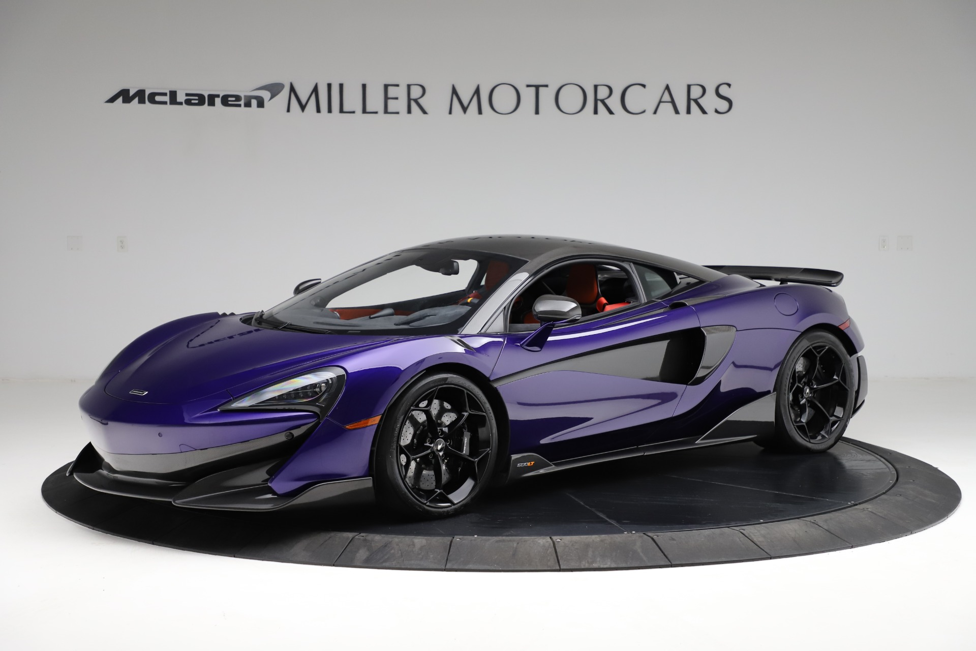 Used 2019 McLaren 600LT for sale $234,900 at Pagani of Greenwich in Greenwich CT 06830 1