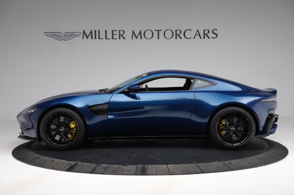 New 2021 Aston Martin Vantage Coupe for sale $179,386 at Pagani of Greenwich in Greenwich CT 06830 2